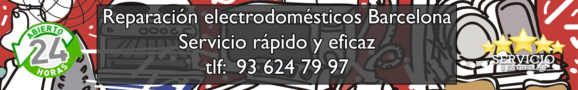 Reparación de Electrodomesticos Barcelona