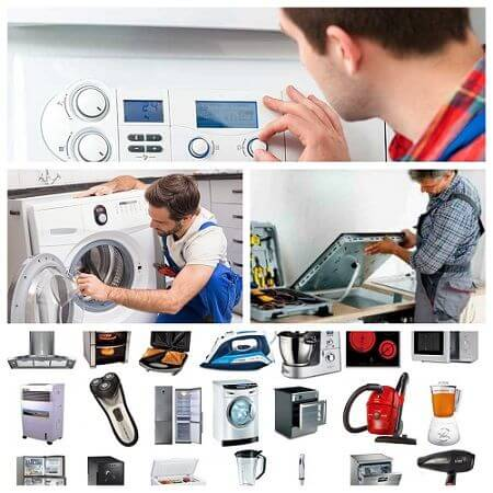 Reparación de Electrodomésticos Montgat, servicios de calidad